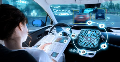 China Rolls Out Automated Driving Standards to Be Implemented from March 2022