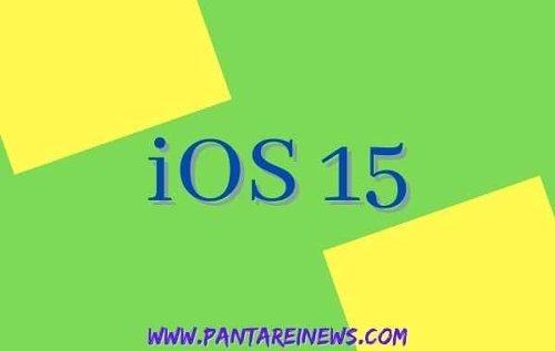 Dispositivi compatibili con iOS 15 e iPadOS 15