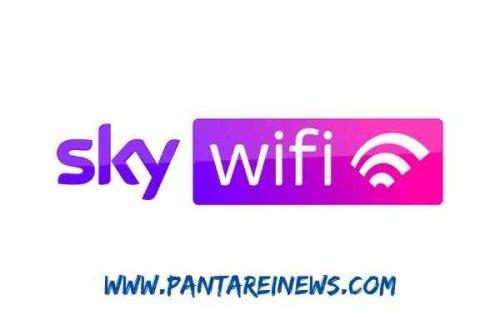 Sky WiFi, offerta fibra per la casa con intrattenimento e Sky Sport