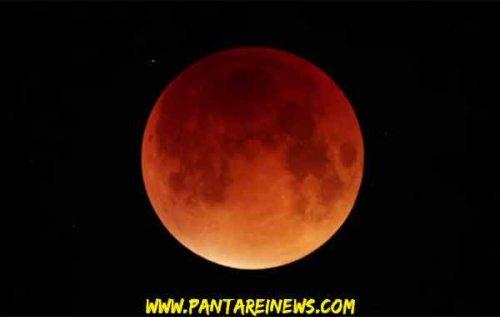 Luna di sangue il 26 maggio, cosa devi sapere