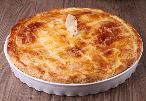 Recette pâté aux pommes de terre, spécialité bourbonnaise