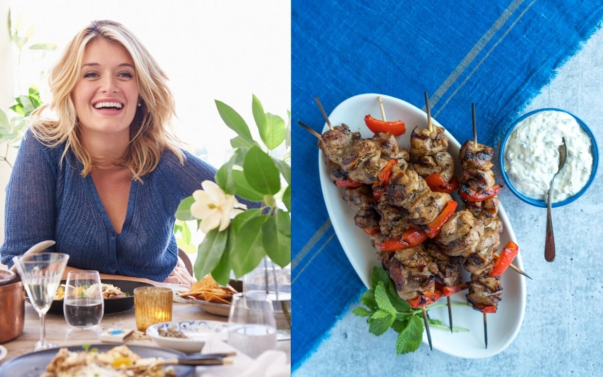 Daphne Oz Shares Her Fave Chicken Kebab Recipe and What She Learned as the New MasterChef Junior Judge