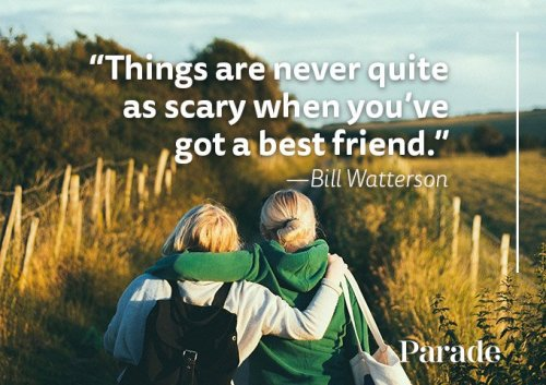 101 Best Friend Quotes to Show Your BFF How Much Their Friendship Means to You