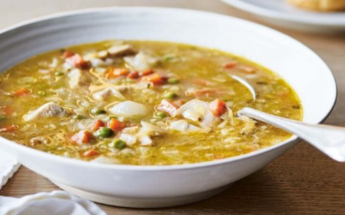 Need a Winter Warmup? Ina Garten's Chicken Pot Pie Soup Marries Two Comfort Food Classics