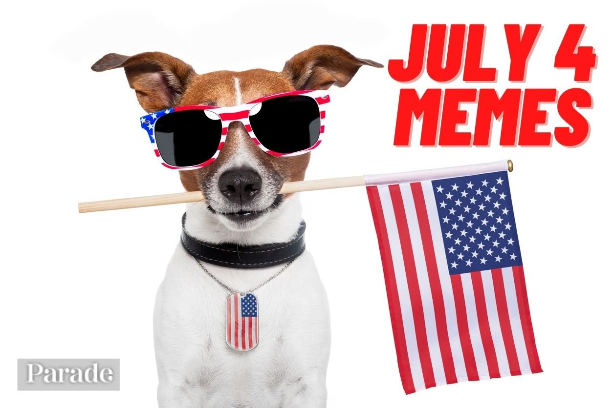 50 4th of July Memes to Help You Celebrate American Independence and the Funniest Parts of Freedom