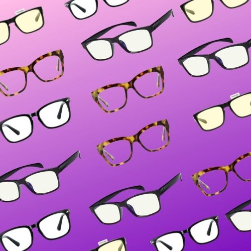 Dealing With Eye Strain From Too Much Screen Time? We Found the 8 Best Pairs of Blue Light Blocking Glasses