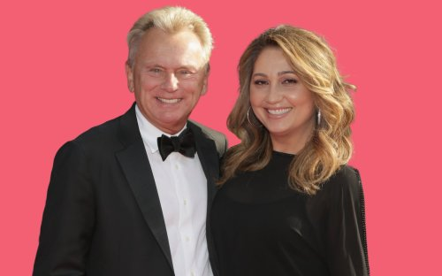 Pat Sajak Married a Model! Get to Know the Wheel of Fortune Host's Wife, Lesly Brown