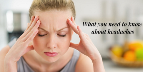 These Are the 6 Most Common Types of Headaches—And What to Do About Them