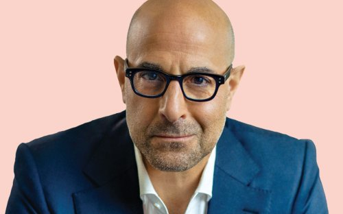 Stanley Tucci Dishes on His Favorite Recipes, Roles, Cheap Booze and Life in Quarantine