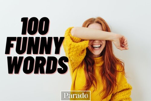 These 100 Funny-Sounding Words Are So Wacky & Unusual, You Won't Believe They're Real!
