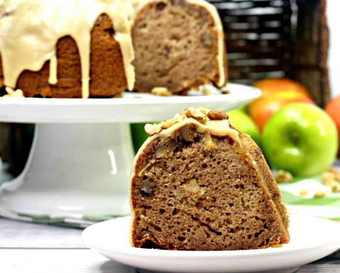 This Caramel Apple Bundt Cake is Everything We Want in a Fall Dessert and More