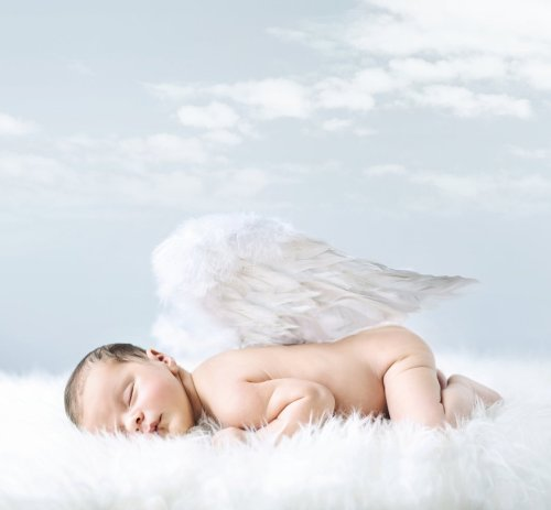 50 of the Most Beautiful & Iconic Angel-Inspired Names for Your Little One
