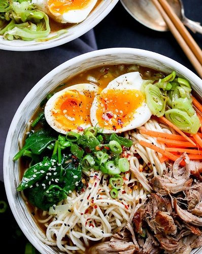 40 Slurp-Worthy Ramen Bowls To Eat On Repeat