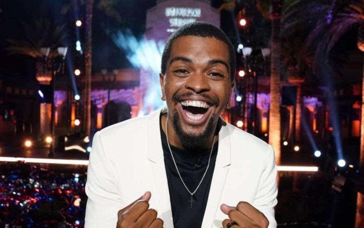 AGT Winner Brandon Leake Reveals Why His Final Poem Was Particularly Hard and Why You Shouldn't Underestimate His 'Coffeeshop' Act