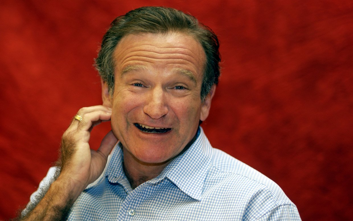 The 100 Best Robin Williams Quotes to Celebrate the Late Comedian