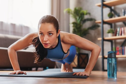 Get In the Best Shape Ever With These 51 Bodyweight Exercises That Require Zero Equipment