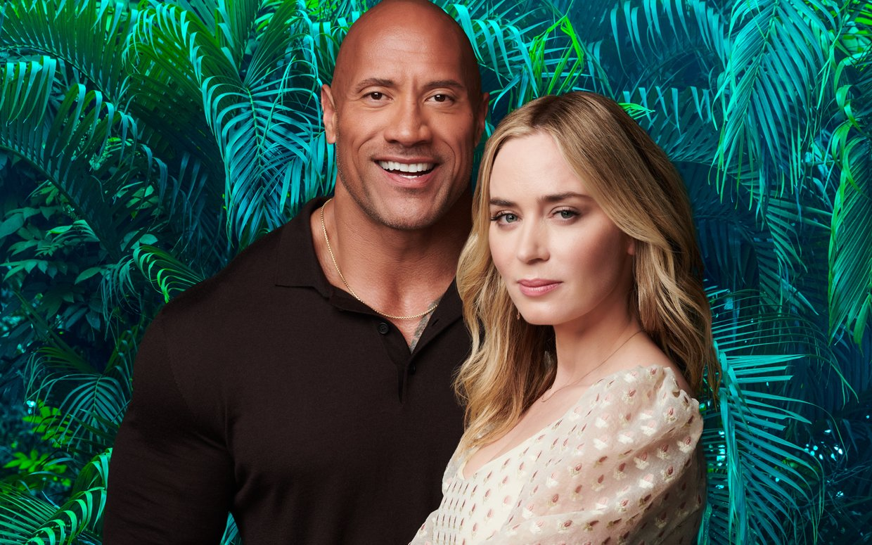 'It's Like a Joy Bomb!' Emily Blunt and Dwayne Johnson Open Up About New Disney Jungle Cruise Movie
