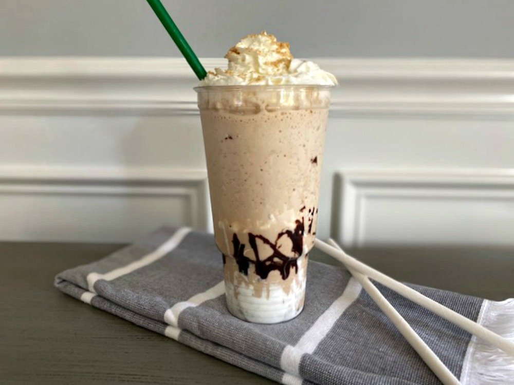 Copycat Starbucks S'mores Frappuccino
