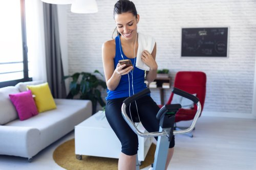 10 Stationary Bikes That Cost Less Than a Peloton, Including a $300 Amazon Find