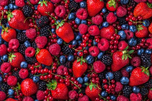 13 Foods That Help With Diabetes, from Raspberries and Blueberries to Tuna and Brussels Sprouts