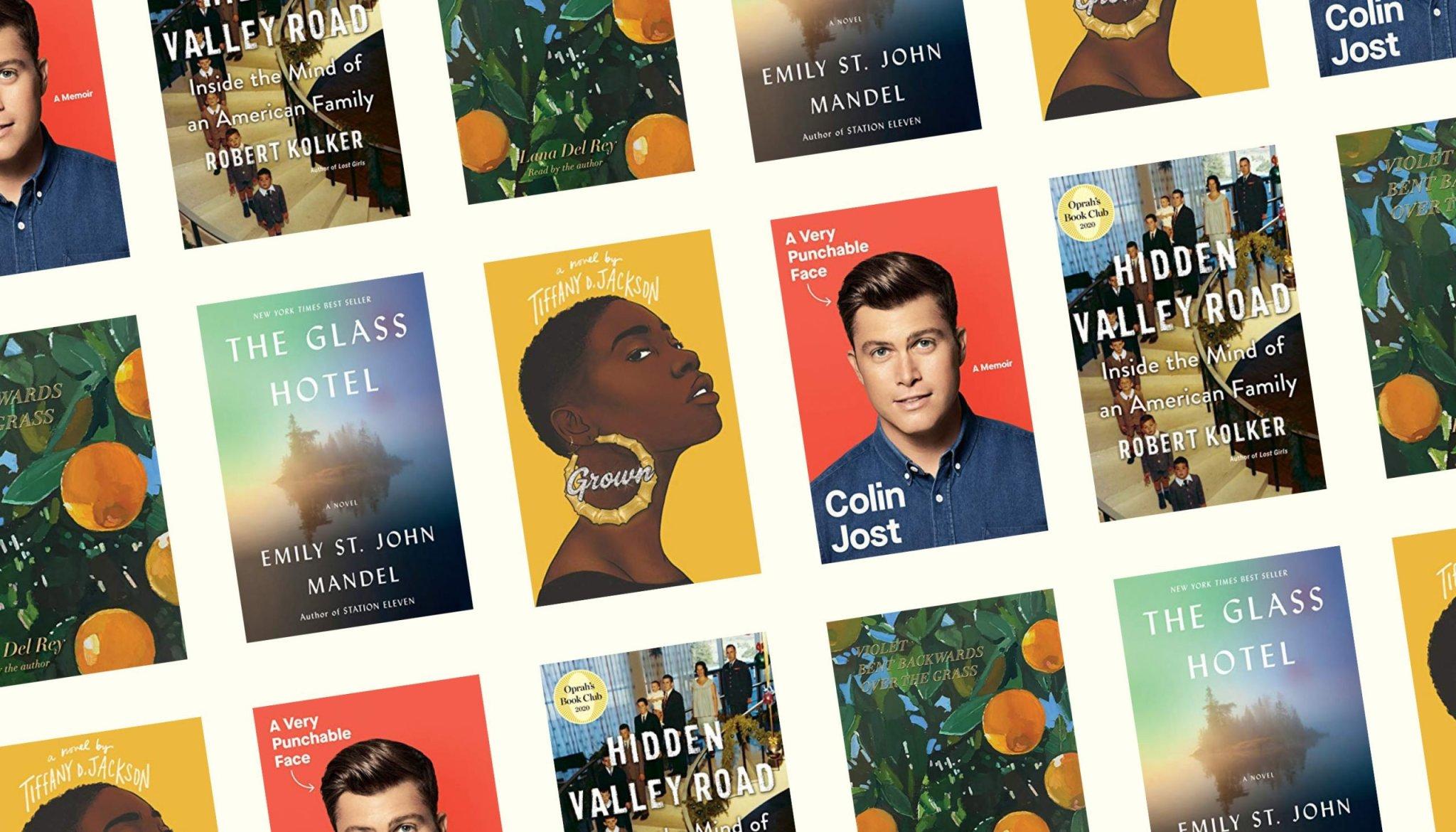 Best Audiobooks of 2020