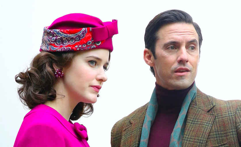 Midge and... Milo Ventimiglia?! Find Out All About The Marvelous Mrs. Maisel's New Cast and More for Season 4