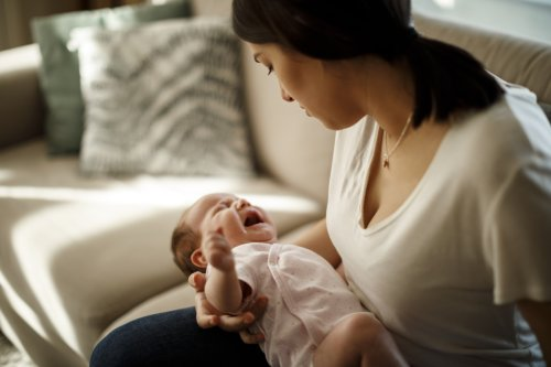 A New Study Finds That Postpartum Depression Can Last Years