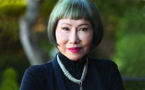 Amy Tan Opens Up About Telling People Who She Really Is and Why They Don't Believe Her