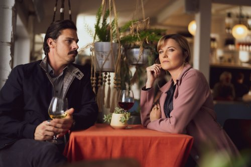 Jay Ryan Guest Stars as a Winemaker With a Dodgy Past in This Week's My Life Is Murder