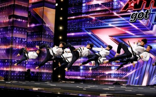 Watch the 'Insane,' 'Amazing' Act That Earned Terry Crew's Golden Buzzer on America's Got Talent