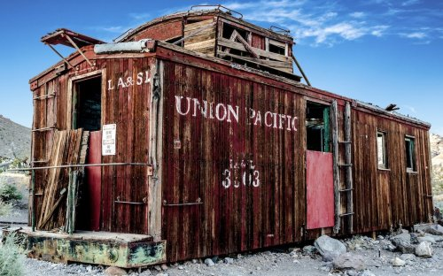 Ready To Go Exploring? Check Out These Amazing Abandoned Places in Every State Across America!