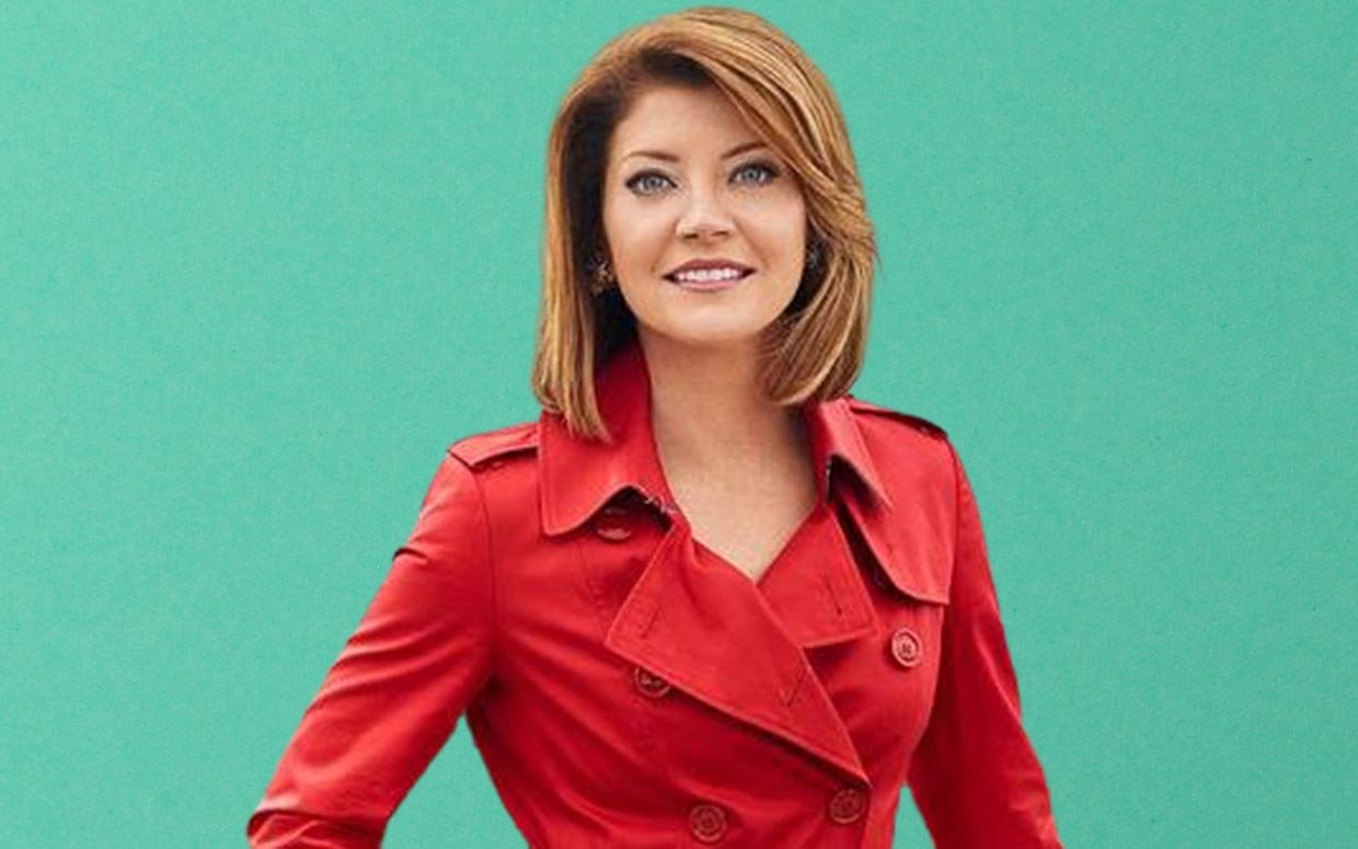 CBS Evening News Anchor Norah O'Donnell on Covering a Pandemic and Staying Healthy in Washington