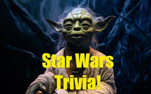 100+ Star Wars Trivia Questions