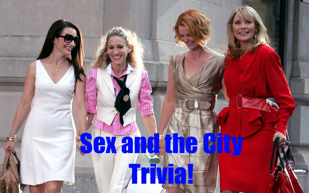 Have You Ever Wondered How Much You Know About Sex and the City? Test Your Knowledge with 50 Trivia Questions