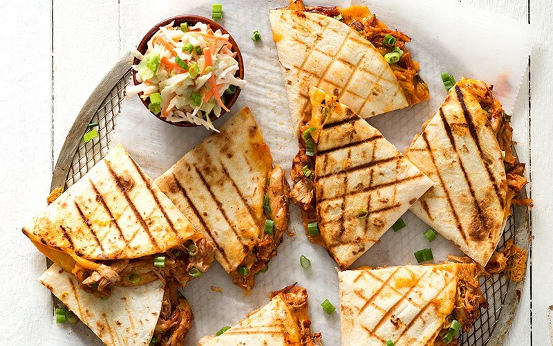 Our Favorite Shredded Chicken Recipes - cover