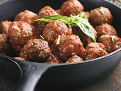 Skip the Italian Take-Out With the Best Meatball Recipe Anyone Can Pull Off at Home
