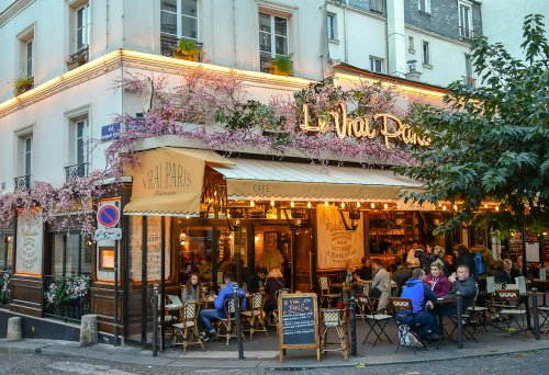 Je l'aime! Turn Any Room Into a French Coffee Shop With These 20 Paris Café Ambience Videos