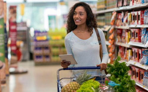 Start an Anti-Anxiety Diet With This Grocery Shopping List