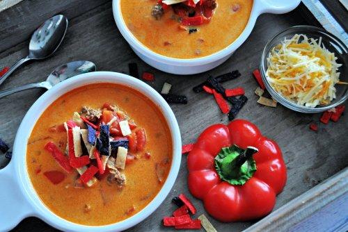 Creamy Taco Soup Is the Tasty Twist Your Cinco de Mayo Celebration Needs