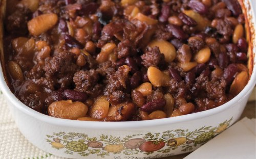 You'll Definitely Want a Second Serving of These Calico Baked Beans