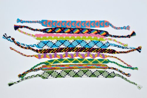 25 DIY Friendship Bracelet Ideas For Braiding and Weaving Your Way Through Quarantine