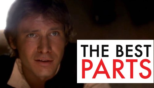 VIDEO: The Best Parts of Han Solo