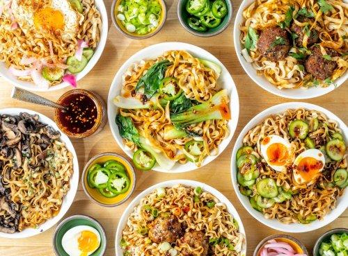 Here's How Momofuku Chef David Chang Upgrades His Noodle Toppings at Home
