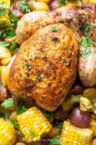 49 Ninja Foodi Chicken Recipes That Produce Juicy, Perfectly-Cooked Chicken Every Time