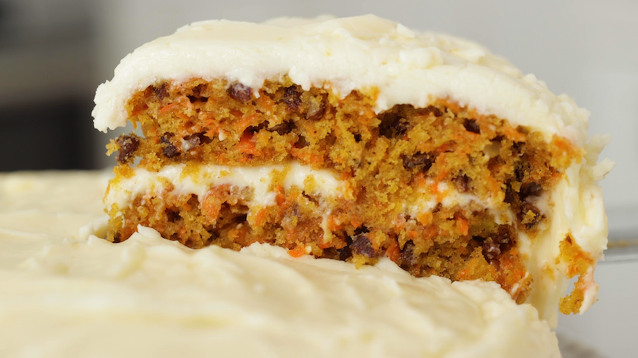 This is Hands Down the Only Carrot Cake Recipe You Need in Your Life