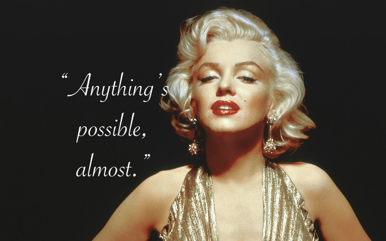50 Marilyn Monroe Quotes That'll Have You Feeling Empowered, Inspired and Confident
