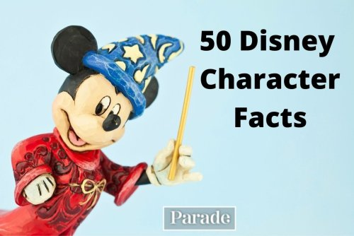 50 of the Most Magical & Interesting Facts About Your All-Time Favorite Disney Characters
