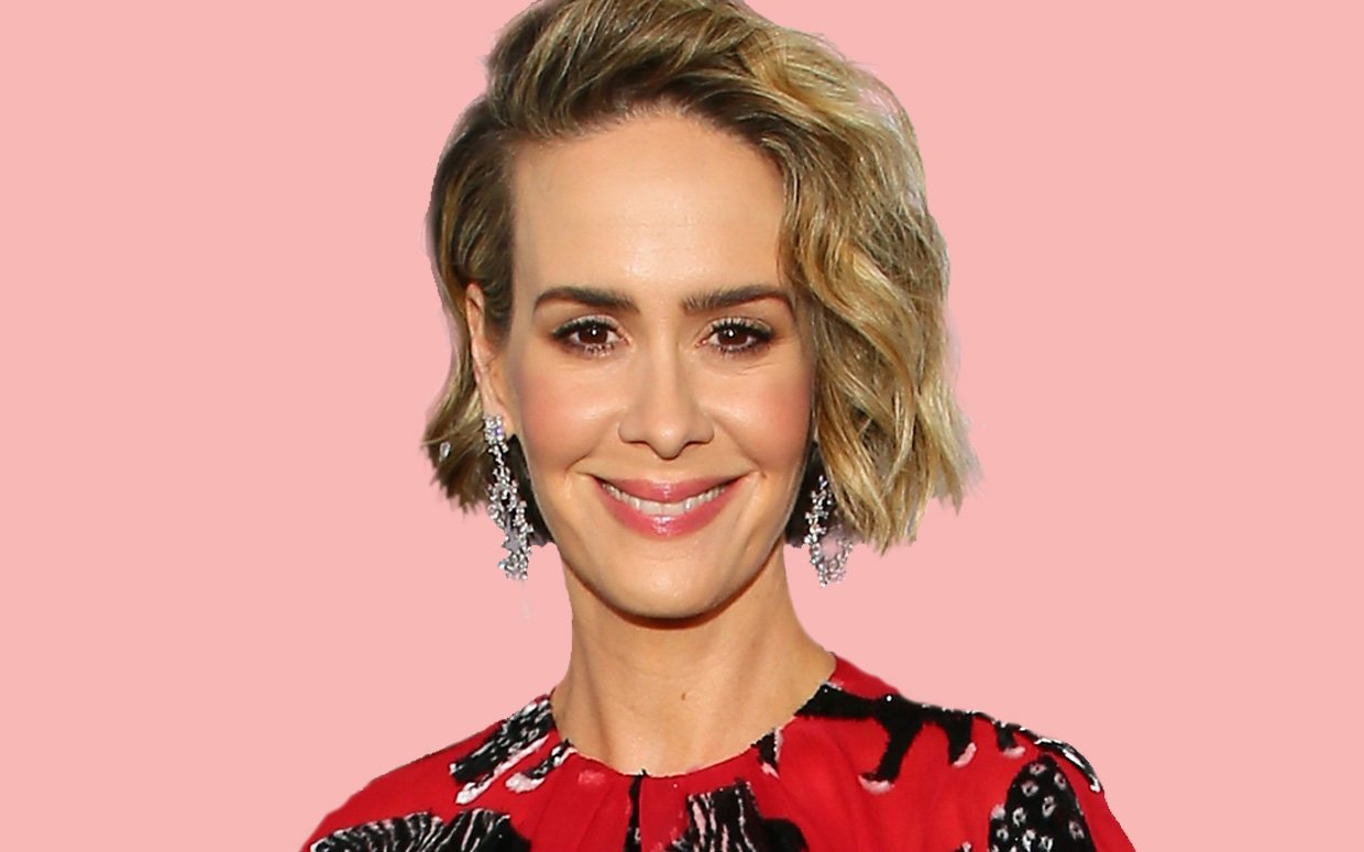 Sarah Paulson Talks Ratched, Moving Behind the Camera and Acting Past Her Expiration Date