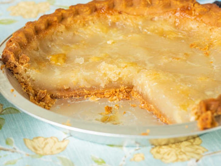 Water Pie Is the Depression Era Dessert Everyone's (Re)making These Days