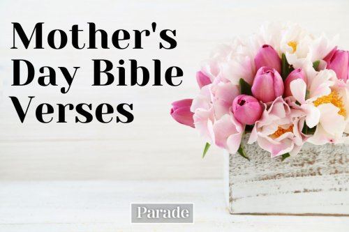 Clothed With Strength and Dignity: Honor Your Mama With 40 Mother's Day Bible Verses!